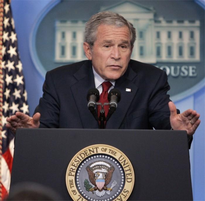George W. Bush, September 20, 2001