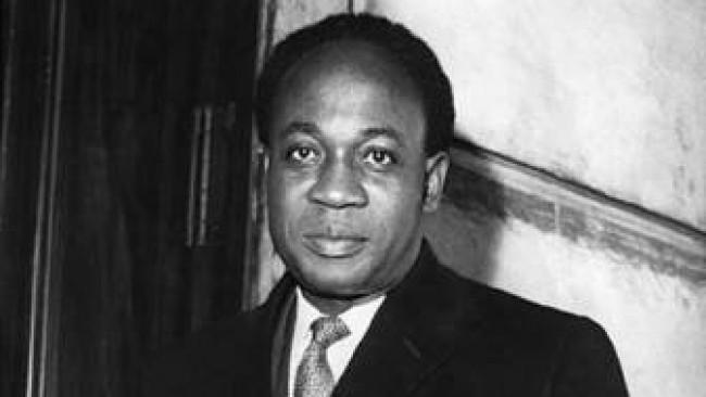 Kwame Nkrumah, July 10, 1953