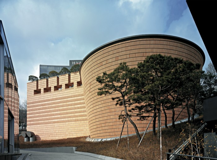 - Leeum, Samsung Museum of Art