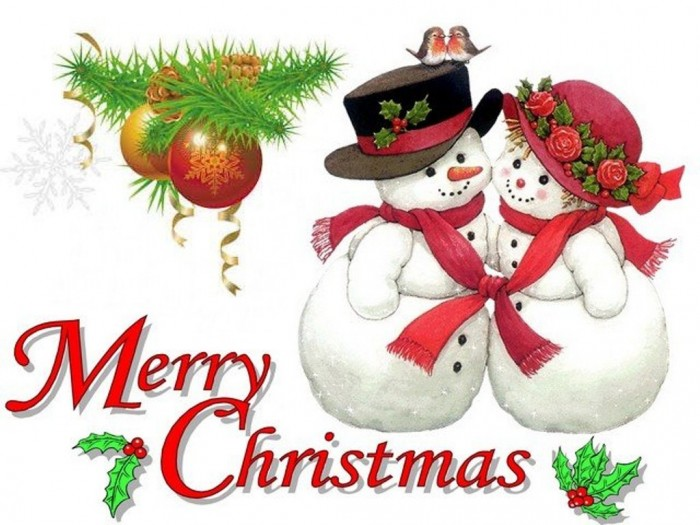 Merry-Christmas-by-Ruth-Morehead-Greeting-Card