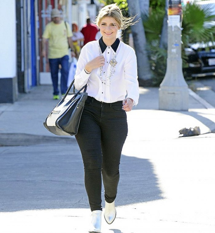 Mischa Barton The OC Marissa Cooper Actress Now Fat Anorexic Weight Face Chubby Legs Pig