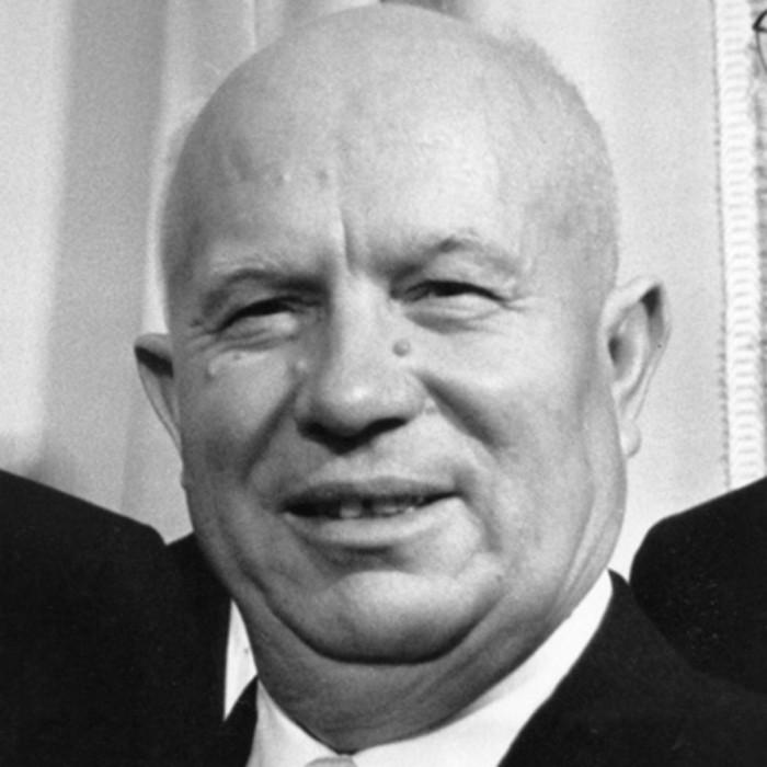 Nikita Khrushchev, February 25, 1956