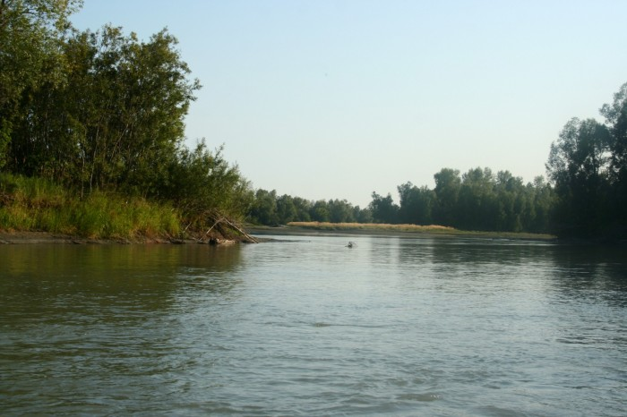 Top Longest Rivers In Asia - A long river