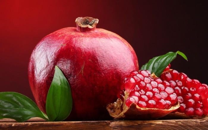 Pomegranate vs. headaches