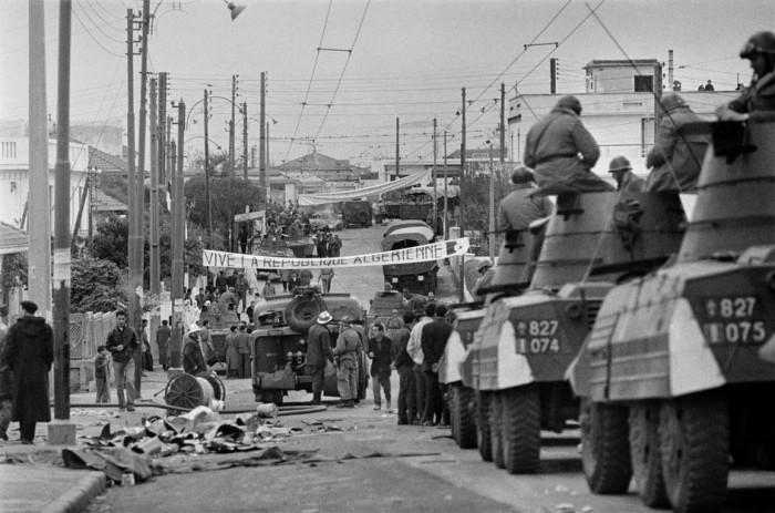 The Algerian Revolution