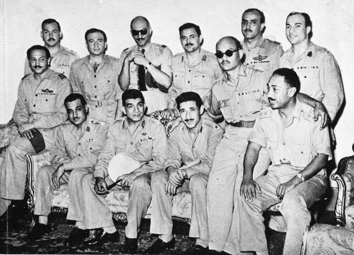 The Egyptian Revolution of 1952