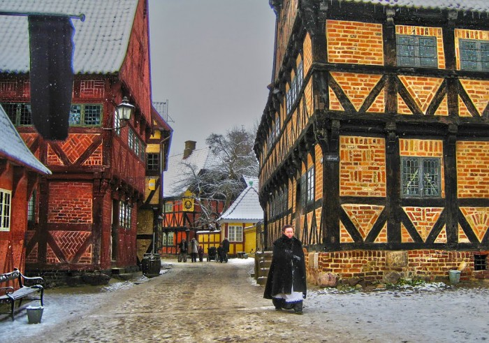 The Old Town, Aahrus