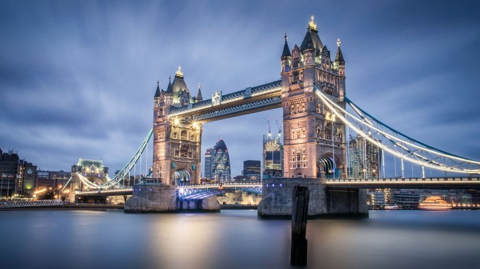 Top 10 Most Famous Bridges Around The WorldFamous Bridges Of The World