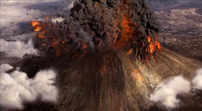 Vesuvius, Italy, 1979