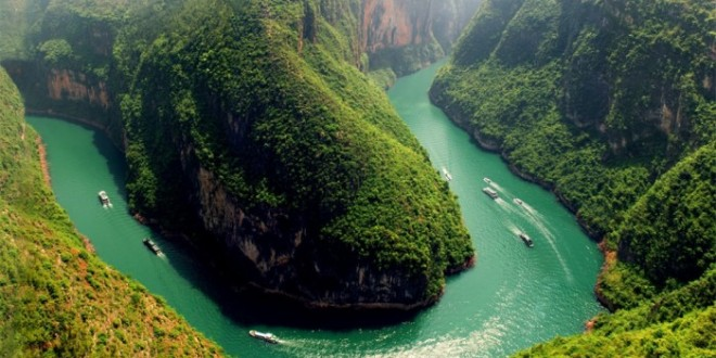 Top Longest Rivers In Asia - Third longest river in the world