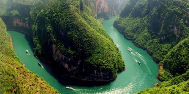Top Longest Rivers In Asia - Ten longest rivers