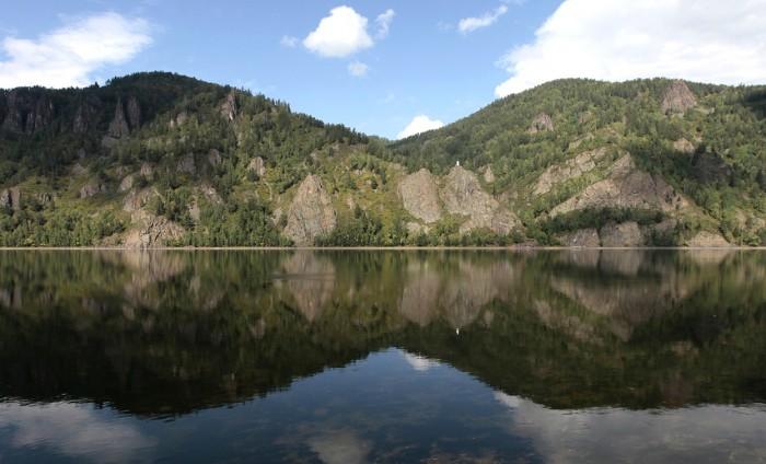 Yenisei River