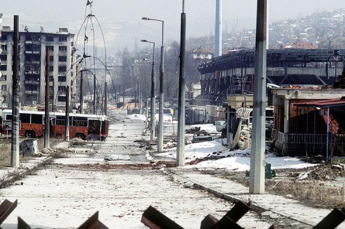 bosanian war