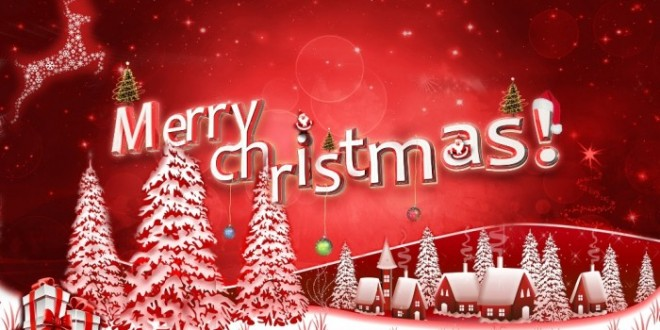 Top 10 Merry Christmas Wishes & Greetings