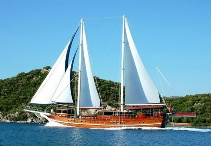 gullet The Turkish Mediterranean