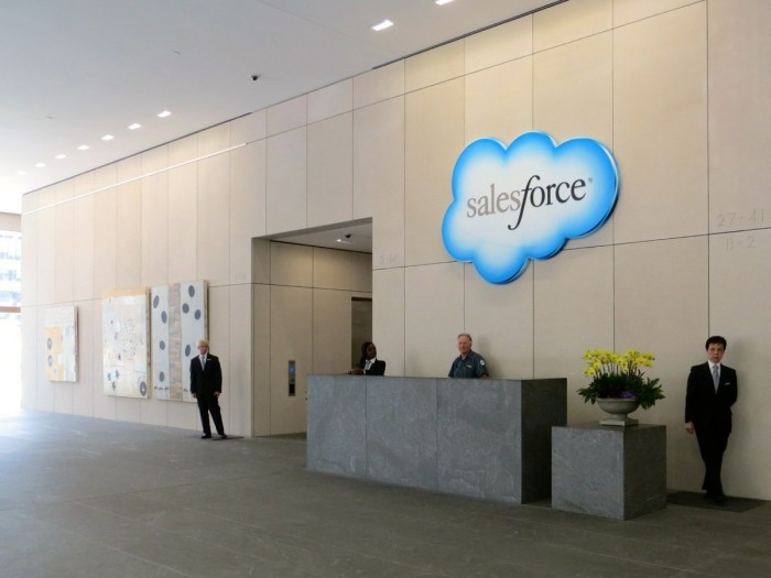 salesforce-occupies-a-handful-of-buildings-in-san-francisco-in-an-urban-campus-50-fremont-st-isnt-the-official-headquarters-but-it-is-one-big-hub-the-lobby-is-modern-but-thats-misleading-