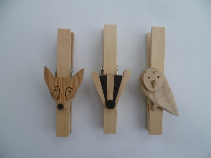0064_Fox_Badger_Owl_fridge_peg_magnets