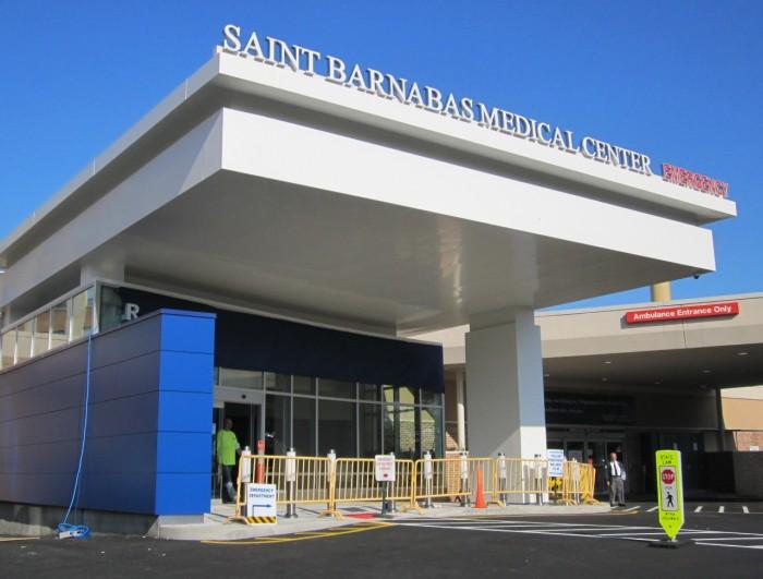 Top 10 best hospitals in New Jersey