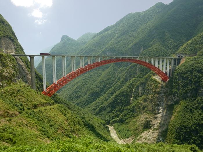 Highest Bridges In The World