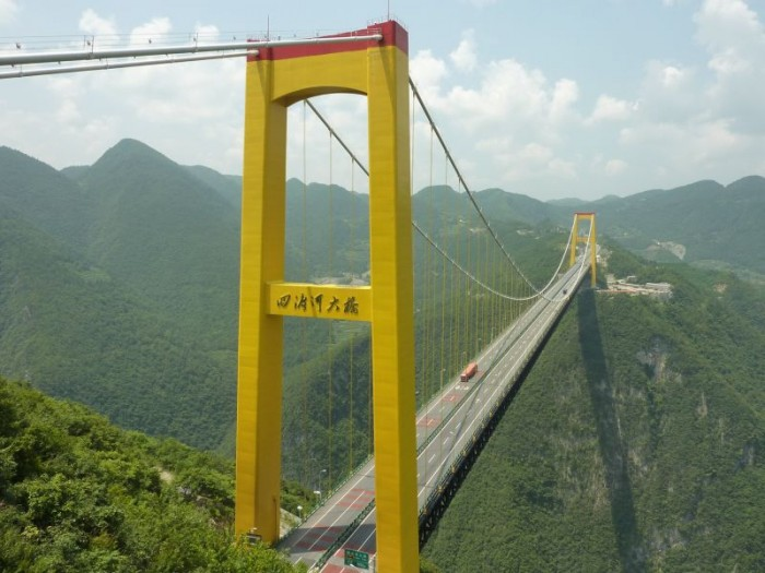 Highest Bridges In The World