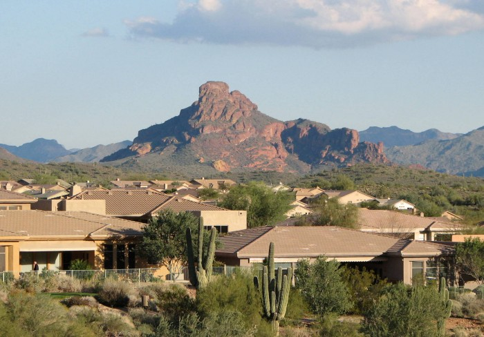 Top 10 best places to live in Arizona