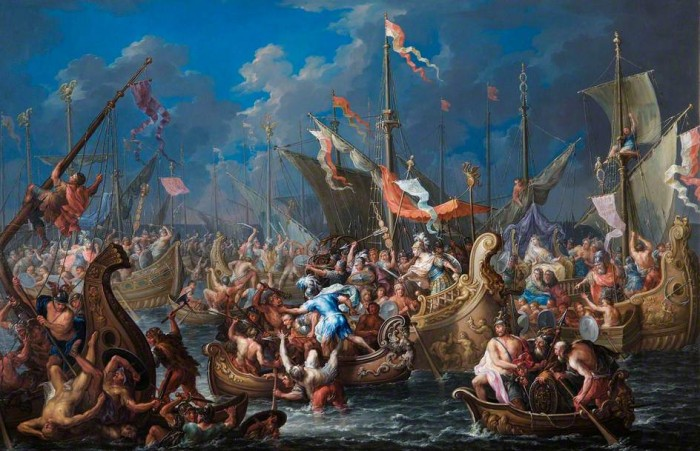 Actium Battle