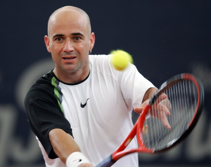- Andre Kirk Agassi