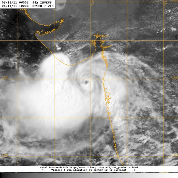Bhola Cyclone (1970