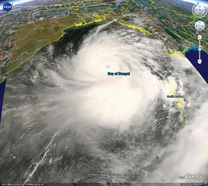 Cyclone Nargis (2008