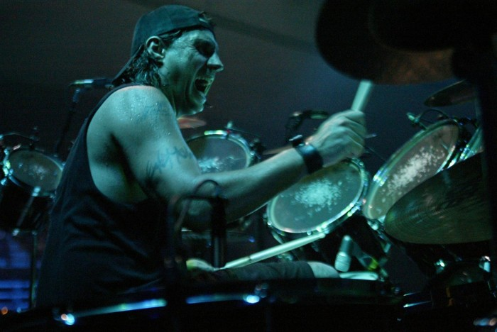 - Dave Lombardo