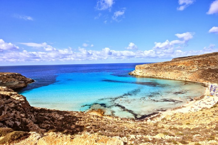 Fly-to-Rabbit-Beach-Lampedusa-with-JetSmarter-Private-Jets