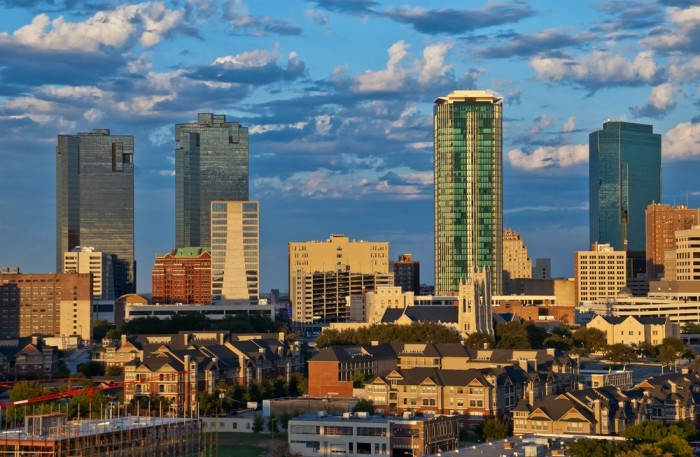 Fort-Worth-Beautiful-Skyline-Picture