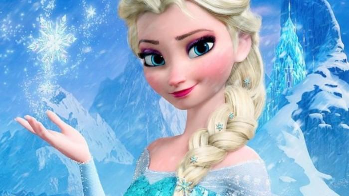 Frozen d