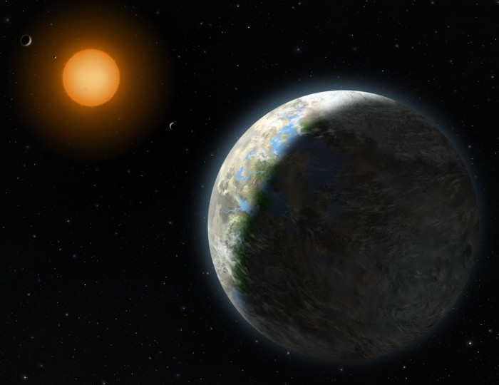 Gliese 581 c - The Planet From Hell