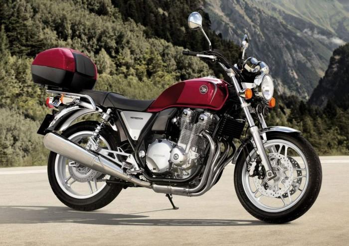 Honda CB1100 13