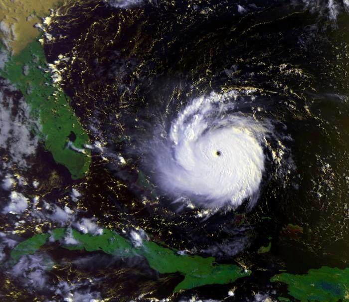 Hurricane Andrew (1993