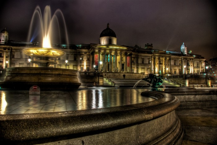 London-National-Gallery-England-UK
