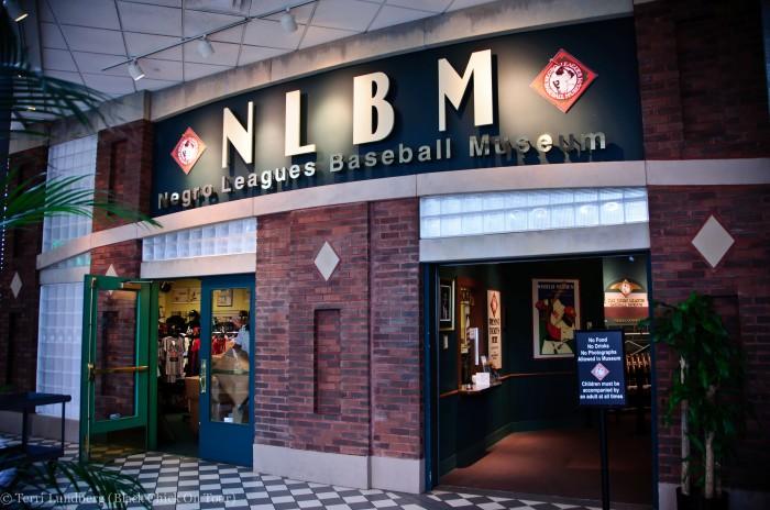 Negro-Leagues-Baseball-Museum-Signage