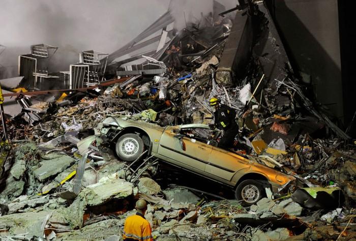- New Zealand Earthquake (2011