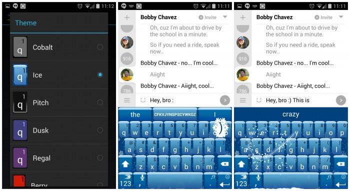 SwiftKey + Emoji