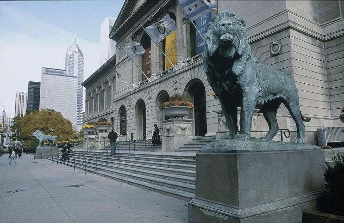 The Art of Institute, Chicago