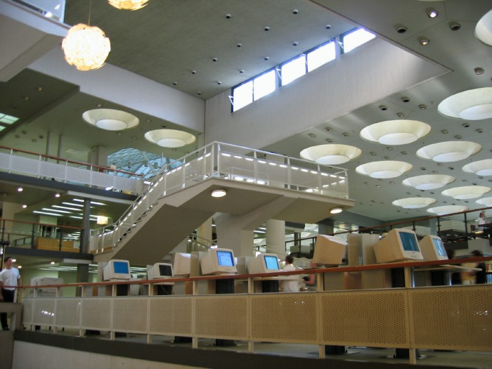 The Berlin State Library