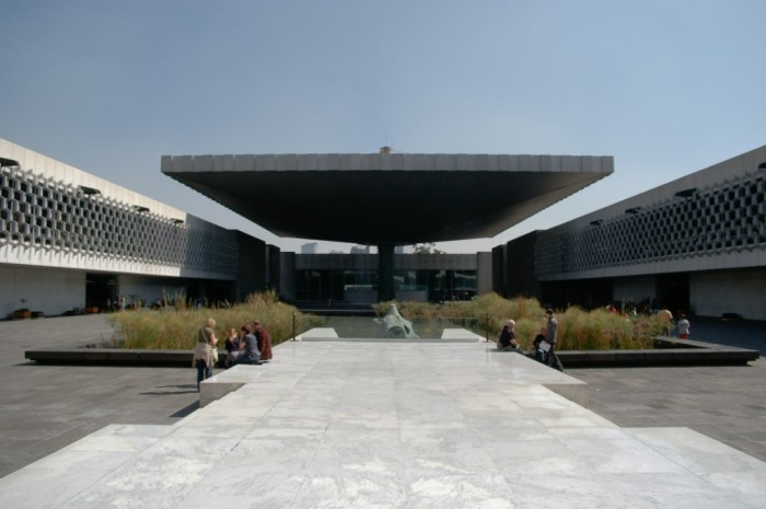 The National Anthropology Museum, Mexico
