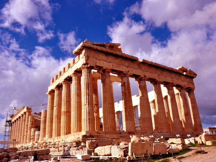 The-Parthenon-Athens-Greece