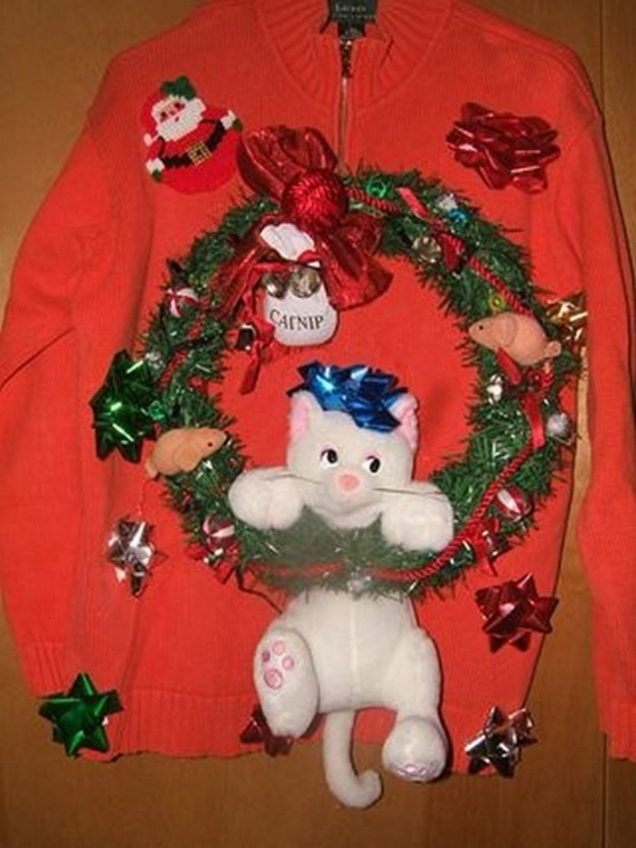 Top 10 Ugliest Christmas Sweater Ideas