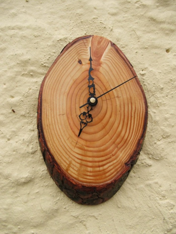 etsy, wood clock 3
