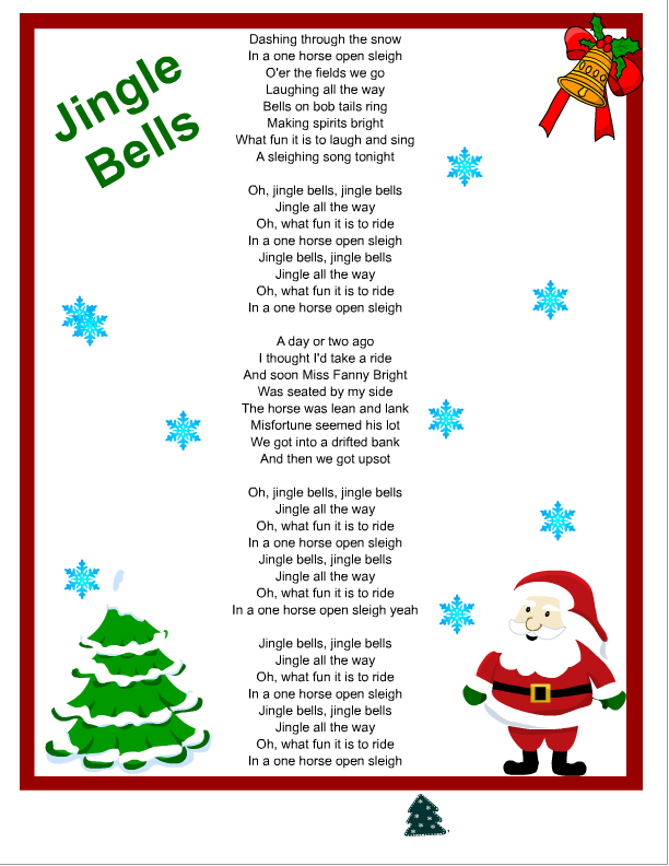 free-printable-jingle-bells-christmas-carol
