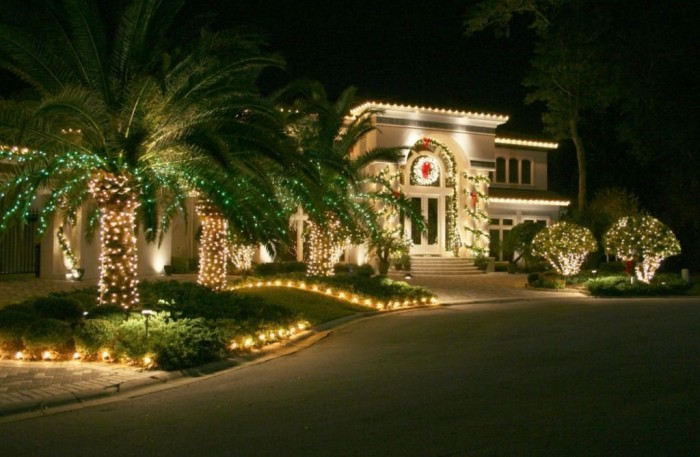 top 10 outdoor christmas light ideas