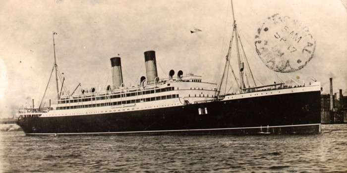 1- RMS Empress of Ireland
