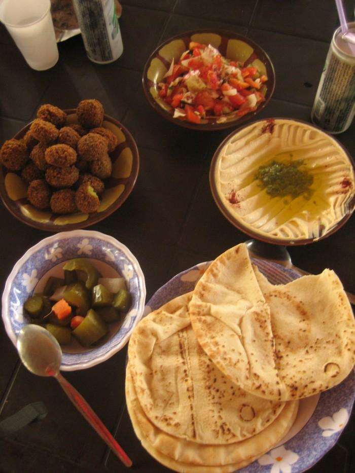 Ajlun_Breakfast